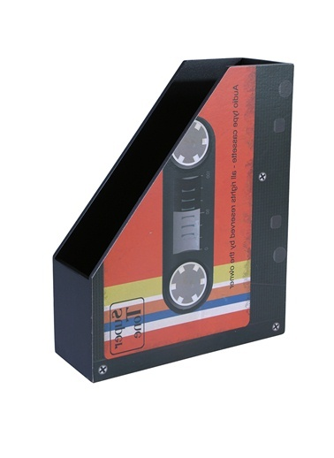 Cassette Dosyalık-Dekorazon